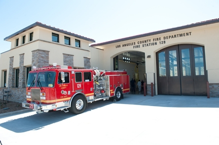 Fire Station #128