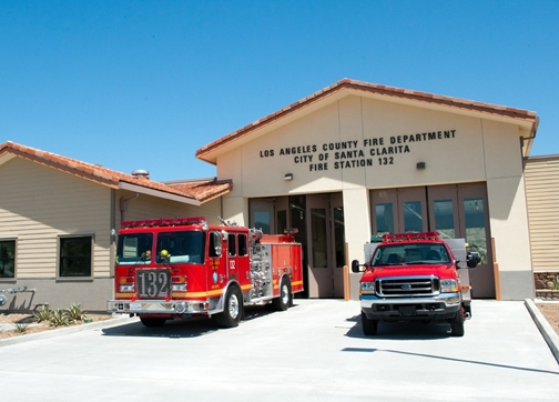 Fire Station #132