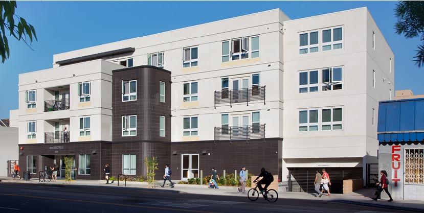 Argyle Apartments