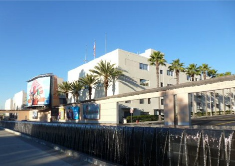 Fox Studios –Building #105