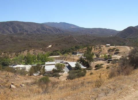 Bautista Canyon Conservation Camp