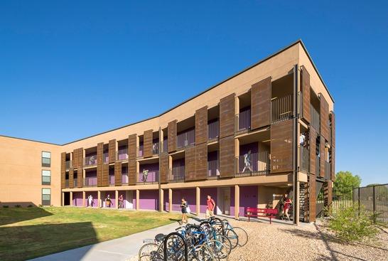 NMSU Chamisa Village – Student Housing – Phase II