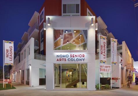 NoHo Senior Arts Colony