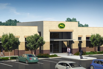 PCL Industrial Services Office