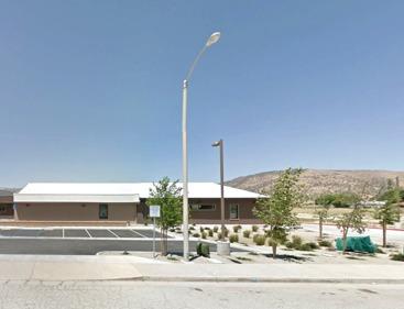 SCE – Tehachapi Administration Building