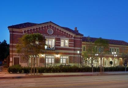 USC – Caruso Catholic Center