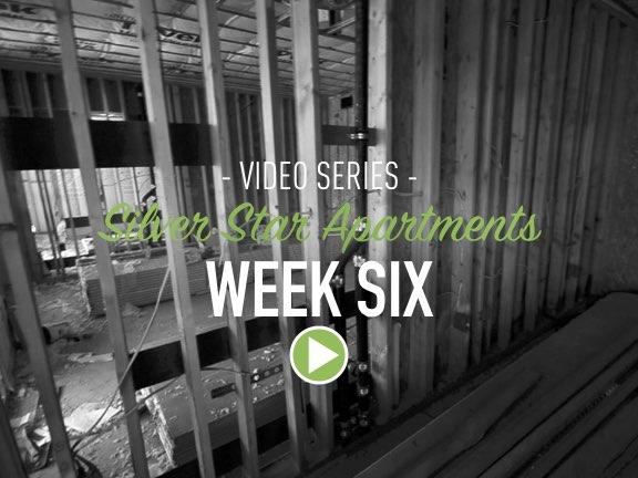 Video Series – Week Six