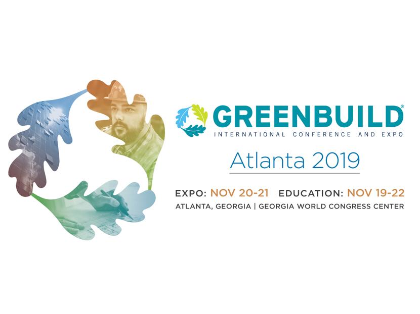 #GreenBuild19 | Atlanta